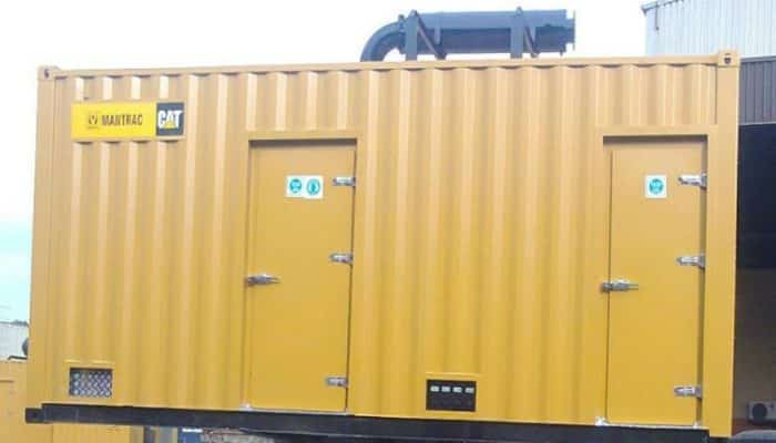 Installation of Generator for Grace Courts