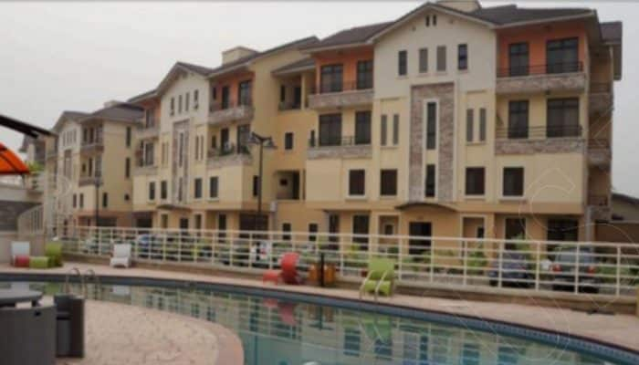Inverter and Generator installation for Grace Courts, Yaba, Lagos Nigeria
